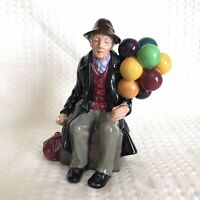 "Royal Doulton ""The Balloon Man"" H.N. 1954 Figurine"