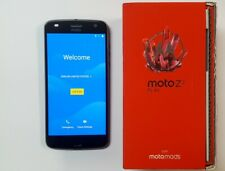Used - Moto Z2 Play 64Gb Xt1710-06 Factory Unlocked (Intl. Version) - Dark Grey