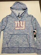 New York Giants Ladies Hoodie New With Tags Size Small