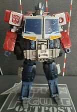 OPTIMUS PRIME 2004 Transformers Autobot Action Figure ENERGON POWERLINX Robot