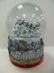 Mount Rushmore Waterball - New In Box - (3.5in)