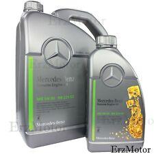 6 Liter Original Mercedes Benz MB 229.52 5W-30 Motoröl 5W30 Motorenöl Original