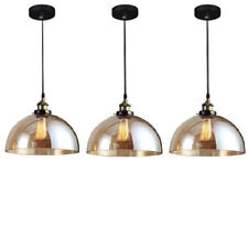 Glass Pendant Light Bar Modern Ceiling Lights Home LED Lamp Chandelier Lighting