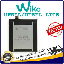 WIKO Batteria Litio Per Wiko U Feel / Ufeel / Ufeel Lite 4G 2500mAh Pila Nuova