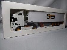 DV7978 ELIGOR 1/43 VOLVO FH 12 420 SEMI FRIGO CHEREAU STG TRANSPORTS 110537 RARE