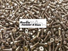 (100) M4-0.7x12mm Socket / Allen Head Cap Screw Stainless Steel 4mm X 12mm