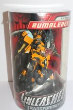 Transformers Unleashed Bumblebee Hasbro Brand New 2006 Action Figure 10""