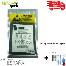 Batería para BQ Aquaris U / U Lite / U Plus 3000mha calidad AAA+.Posibilidad 24H