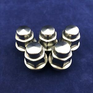 Set of 5: New OEM Wheel Lug Nuts For Dodge Jeep Chrysler Part # 6036747AA