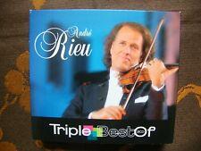TRIPLE CD DIGIPACK BEST OF ANDRE RIEU / Universal Music Classics – 531 164-7