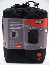 GENUINE OEM WEBER 7105 GRILL COVER W/Storage Bag NEW Fits Spirit 210 Gas Grills