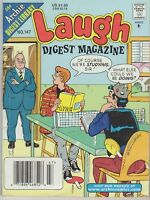 ARCHIE'S COMICS - LAUGH DIGEST MAGAZINE # 147 March 1999 C-2