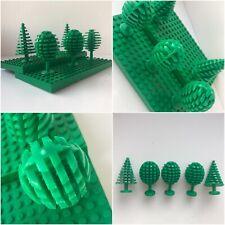 LEGO 4x Magenta pianta albero di grandi dimensioni 6x5 lascia 2417 DISNEY Elfi Amici Nuovo