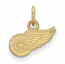 10ky NHL Detroit Red Wings XS Pendant