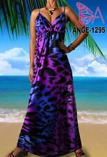 Polyester Regular Machine Washable Maxi Dresses for Women