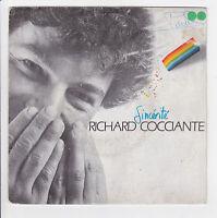 COCCIANTE Richard Vinyle 45T SP SINCERITE - S'ENFUIR POUR S'ENFUIR - VIRGIN