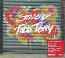 Todd Terry - Strictly - Mixed by Todd Terry (2CD 2007) NEW/SEALED