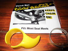 THIRD EYE BICYCLE BIKE CHAIN WATCHER GUARD ANTI CHAIN SUCK NEW!