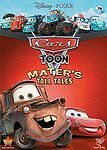 Cars Toon: Mater's Tall Tales DVD 2010