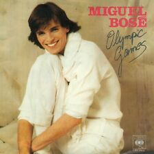 "MIGUEL BOSE - OLYMPIC GAMES / TRIANGLE 7"" UNIQUE S7820"