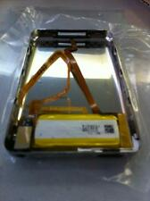 Cover silber + flat audio jack montiert + batterie iPod video 30 GB