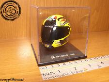 MAX BIAGGI MOTO-GP AGV HELMET 1/5 1995 MINT!!!