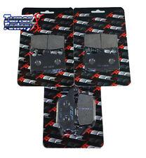 Suzuki FRONT+REAR Brake Pads GSF 1250 & Bandit 1250 (2007 2008 2009 2010 2011)