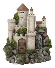 Vivid Arts-Miniature World Waterfall Castle (MW01-016) Fairy House, Fairy Garden