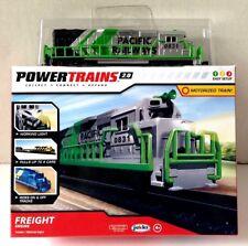 Power Trains 2.0* FREIGHT ENGINE Motorized Train PACIFIC RAILWAYS Jakks