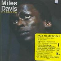 MILES DAVIS - IN A SILENT WAY [REMASTER] NEW CD