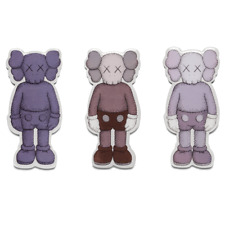 KAWS Magnet Companion Set of 3 NGV Exclusive 2019 Rare Limited Dead Stock Gone