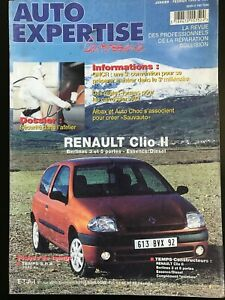 AUTO EXPERTISE du 2/1999; Renault Clio II Berlines 3 & 5 portes E/D