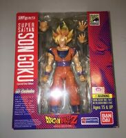 S.H. Figuarts SDCC 2011 Exclusive Dragonball Z Super Saiyan Son Goku