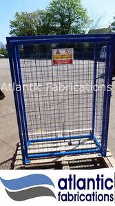 2 x Propane 47kg Gas cylinder storage - Bottle cage 1400h x 1000w x 500d