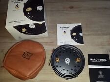 Hardy St George Salmon Reel 11/12 LH New Hardy St. Georg hotspur fly Reel