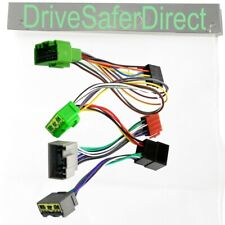 ISO-SOT-043-x Lead,cable,adaptor for Parrot MKi9100 Volvo V40,V70