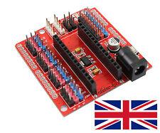 NANO 3 Controller Adattatore MORSETTO TERMINALE ESPANSIONE Board Per Arduino UNO / Nano