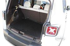 NCL PREMIUM Gummi-Kofferraumwanne mit Antirutsch 3D Jeep Renegade Cross ab 2015