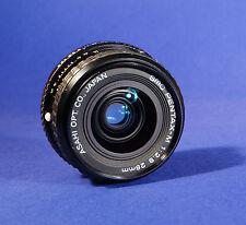 Pentax-M SMC 28mm f/2.8 Prime Wide Angle Lens ** M4/3 EOS 4/3 NEX Nikon etc..