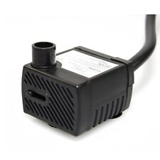 40 GPH Water Pump For Small Fountains, Aquariums or pet bowls
