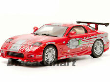 Voitures, camions et fourgons miniatures Fast & Furious 1:43 Mazda