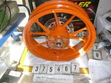 KTM 390 Duke RUOTA POSTERIORE RUOTA POSTERIORE CERCHIO CERCHIONE RUOTA WHEEL