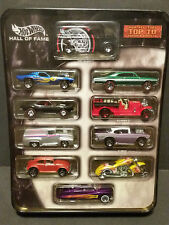 Hot Wheels Hall of Fame 2003 Target Top 10 Dairy Delivery/'67 Camaro/VW Bug ++++