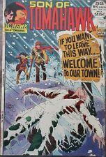 Son of Tomahawk #139 DC 1972 Comic Book
