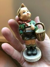 New ListingHummel Goebel Figurine - Village Boy - Great Condition!