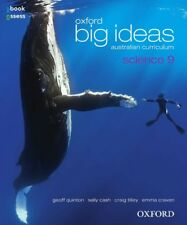 Oxford Big Ideas Science 9 Australian Curriculum Teacher Kit + Obook/Assess...