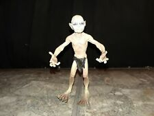 Gollum 2003 Poseable Figure N.L.P Marvel Lord Of The Rings