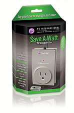 P3 International Save A Watt TV Standby Killer, Model P4150 - NEW
