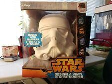 Star Wars Design A Vinyl Stormtrooper Mockup Sample! Super Rare!