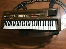 Vintage Casio Casiotone 701 Ct-701 Keyboard Synthesizer Organ Piano